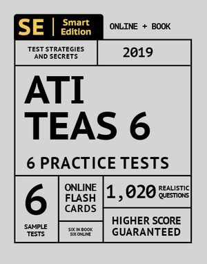 ATI TEAS 6 Practice Test Workbook