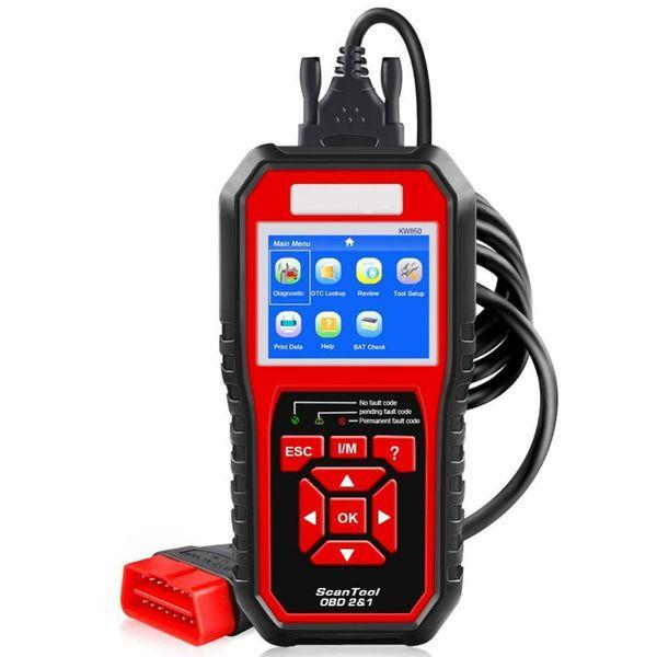 KONNWEI KW850 Car Diagnostic Scanner Tool