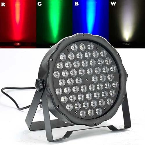 Multi-color LED Par Light