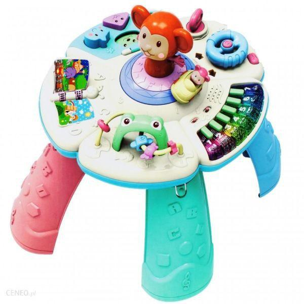 Baby Play and Early Educational Activity Table