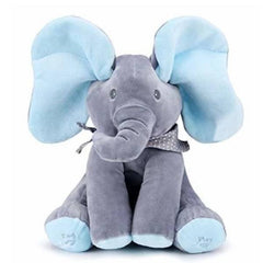 Flappy Elephant ears plush toy