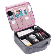 Professional Cosmetic Travel Make Up Case Organizer