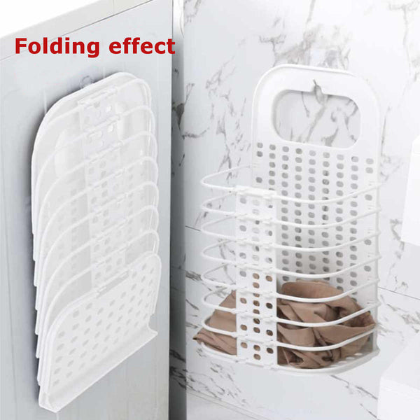 Collapsible-Foldable Laundry Basket