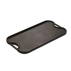 Easy Grip Handle Reversible Cast Iron Grill Pan