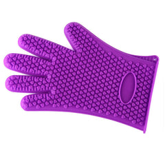 Waterproof Heat Resistance Silicone Cooking Oven Gloves