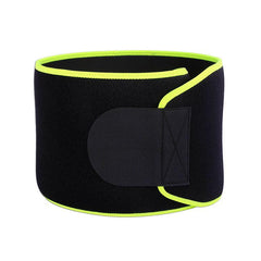 Neoprene Unisex Abdominal Waist Trimmer Slimming Belt