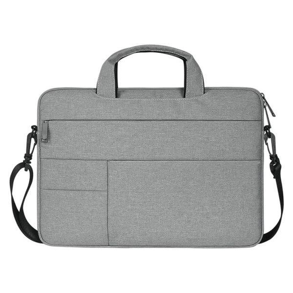 Large multi-functional waterproof shoulder laptop briefcase
