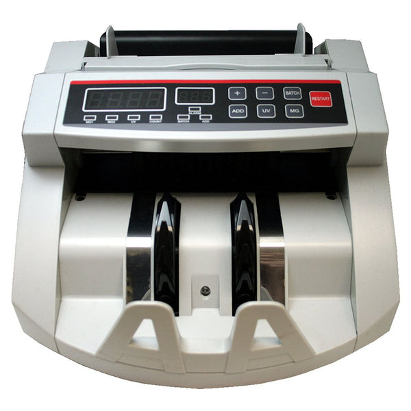 Professional Bill Counter Money Counter With Counterfeit Detection
