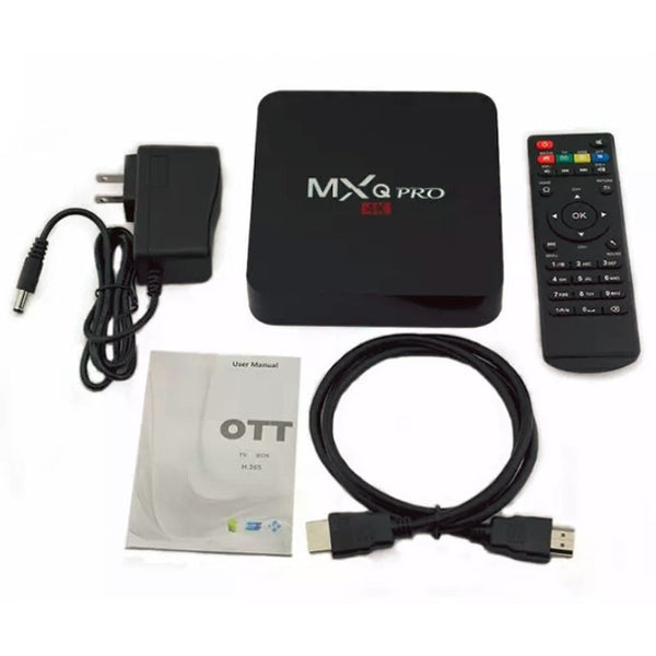 MQX Android TV-Box