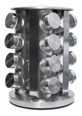Stainless Steel Stylish Spice Rack