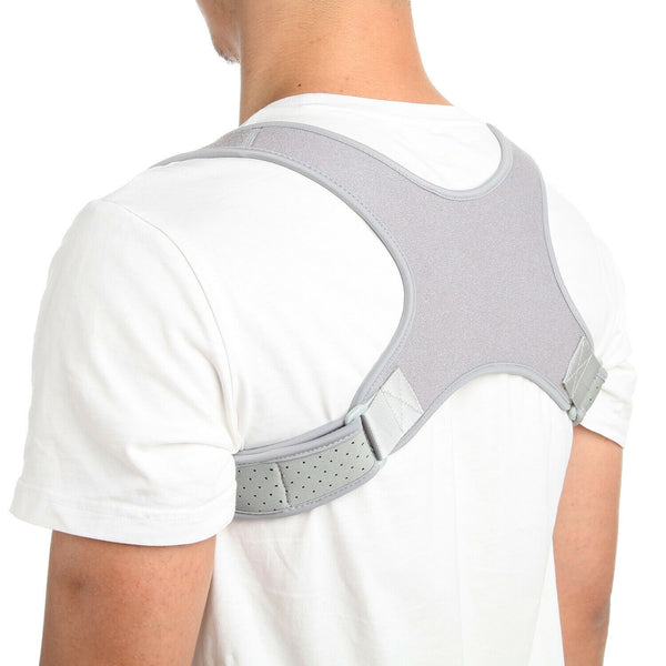 Adjustable Breathable Unisex Back Posture Corrector Belt