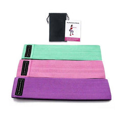 Anti-Slip Yoga Resistance Bands