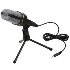 3.5mm Handheld Microphone & Stand