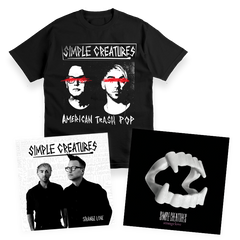 AMERICAN TRASH POP T-SHIRT BUNDLE