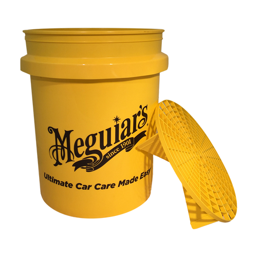 Meguiars Yellow Bucket