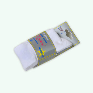 Knee High Socks - White (3 pack)