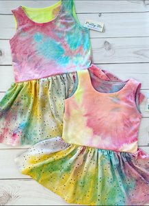 Pretty Me (handmade) Bright Side Peplum