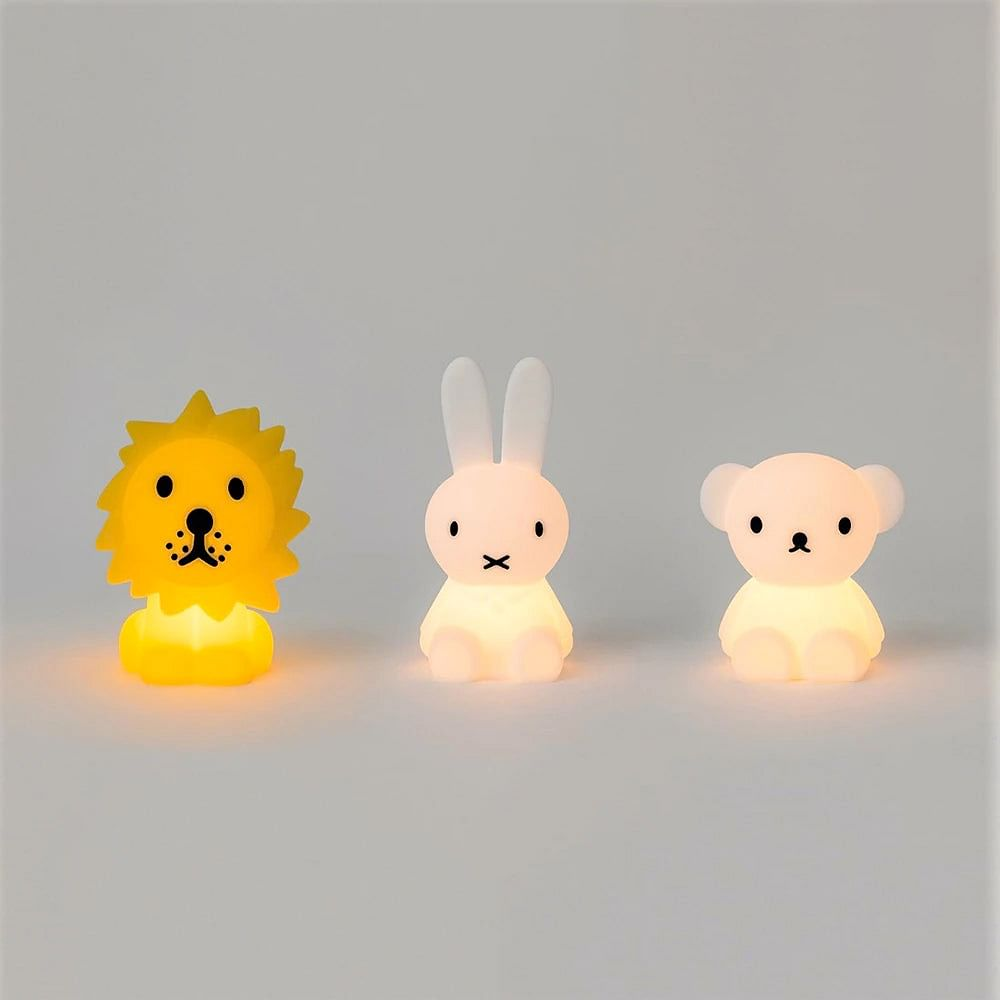 Lámpara Espantacuco Mr Maria Mini Miffy - 15cm