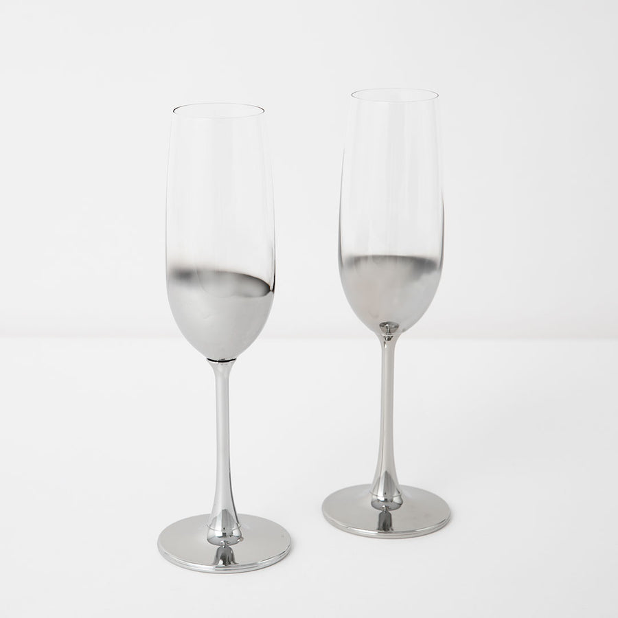 Champagne Glass Set