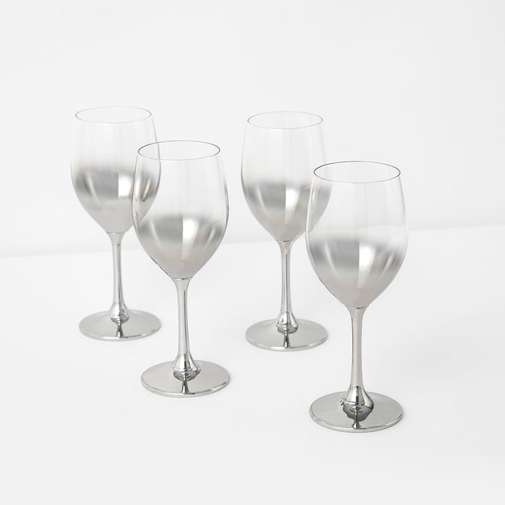 White Wine Glass Set