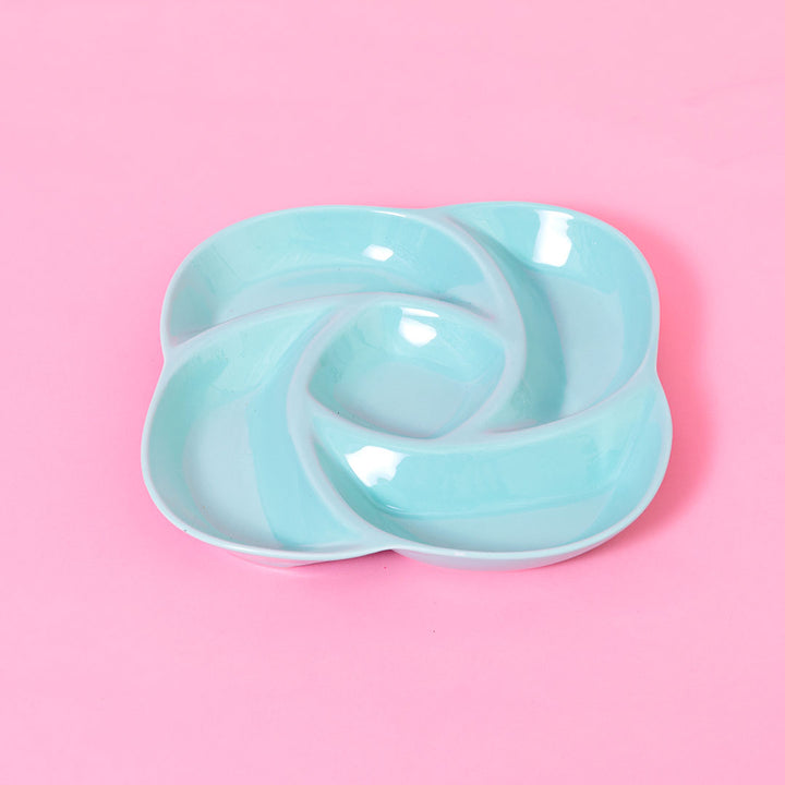 Pastel Porcelain Serving Dish
