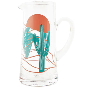 Sunrise Cactus Pitcher