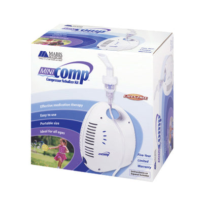 Mini Comp Compressor Nebulizer System (Without Tote Bag)