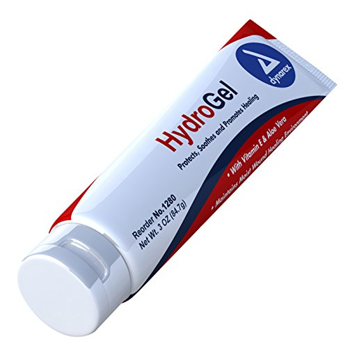 Dynarex Hydrogel Non-Adherent Wound Dressing, Amorphous, 3 oz