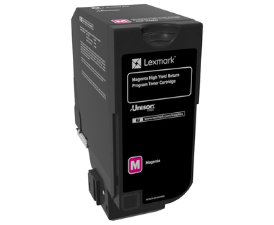 Magenta TONER CARTRIDGE -Part Number# 24B6718
