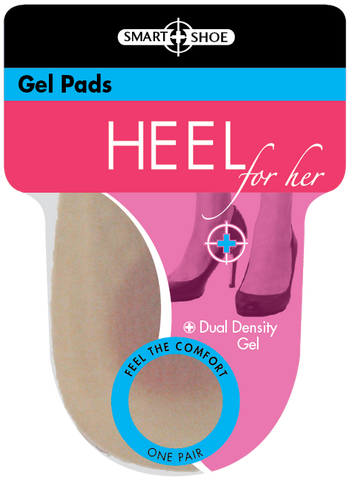 Gel Comfort Heel Pad For Her