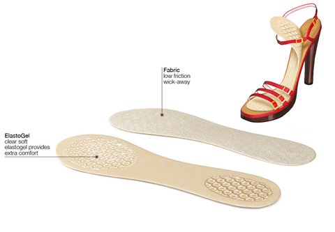 Sandalfoot Comfort Insole For Her