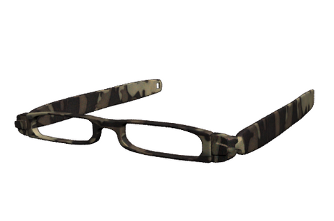 Camouflage Rugged Readers-Contracts