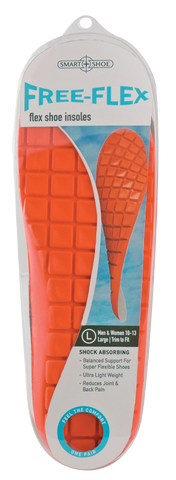 Free-Flex Flex Shoe Insoles