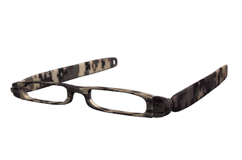 Twisters Black Reading Glasses
