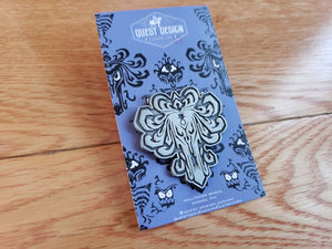 Haunted Mansion Ghoul limited edition enamel fantasy pin