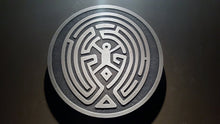 Westworld Maze wall plaque