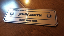 customizeable jedi master data plate