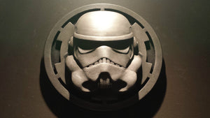 Star Wars Stormtrooper plaque