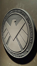 Marvels Agents of SHIELD comic inspired plaque S