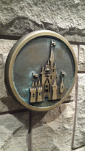 Disney World Magic Kingdom Gateway plaque replica