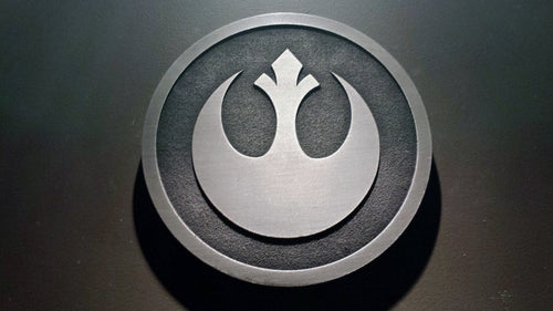 star wars rebel alliance plaque sign