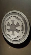 star wars galactic empire plaque sign