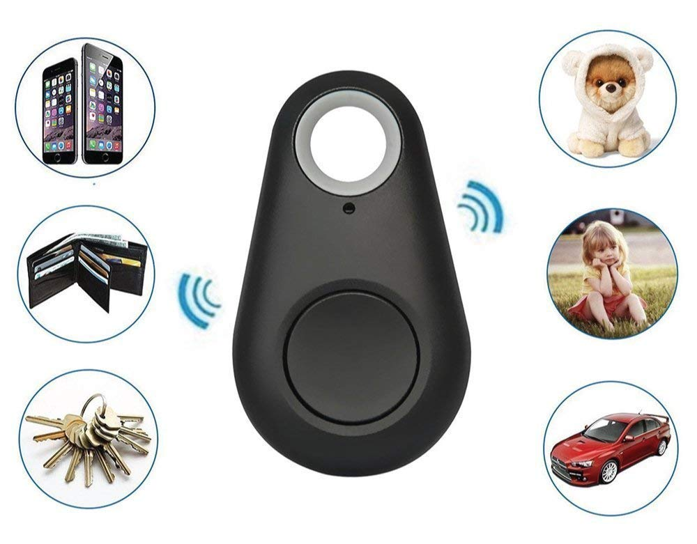 ITAG - Anti Theft Tracker Bluetooth 4 0 + GPS