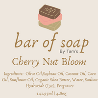 Cherry Nut Bloom - Tam's Natural Solutions