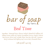 Bedtime Soap Bar - Tam's Natural Solutions