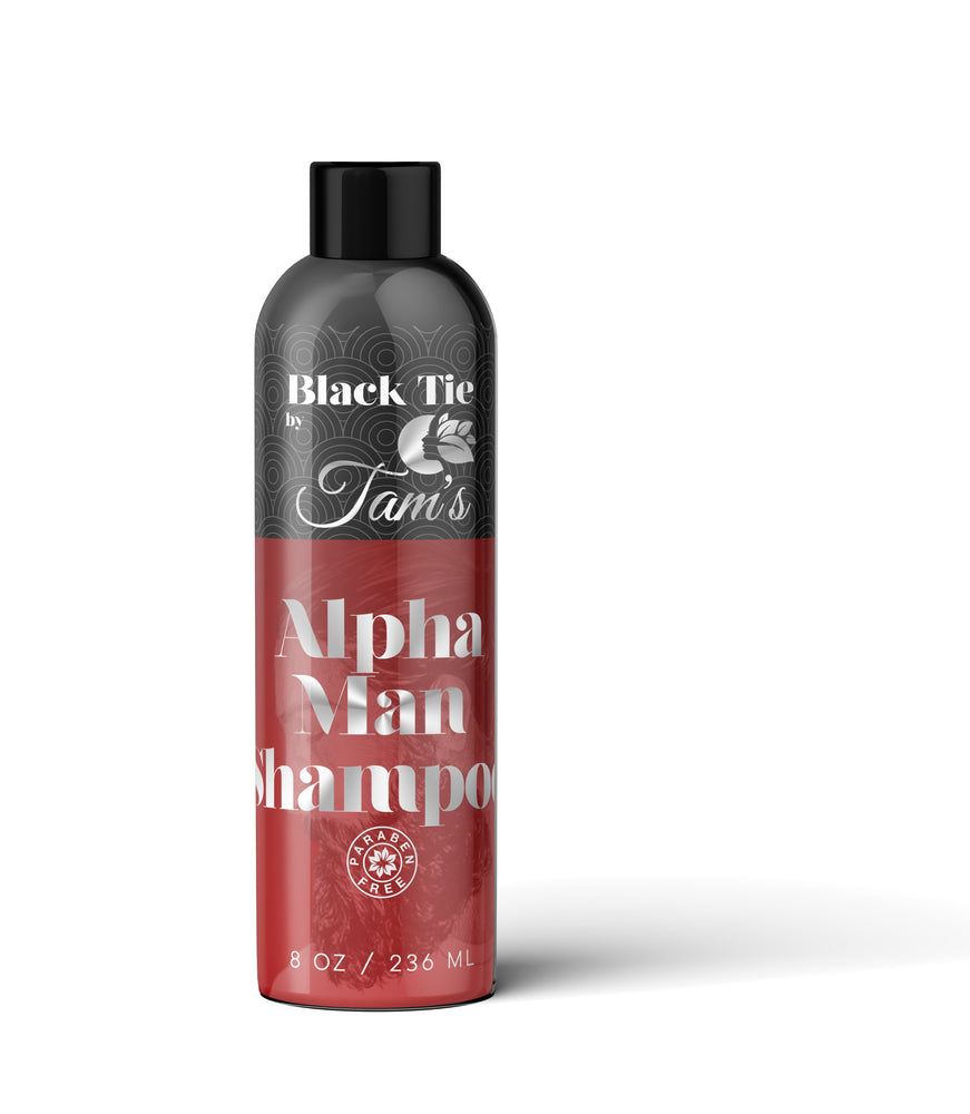 Alpha Man Shampoo