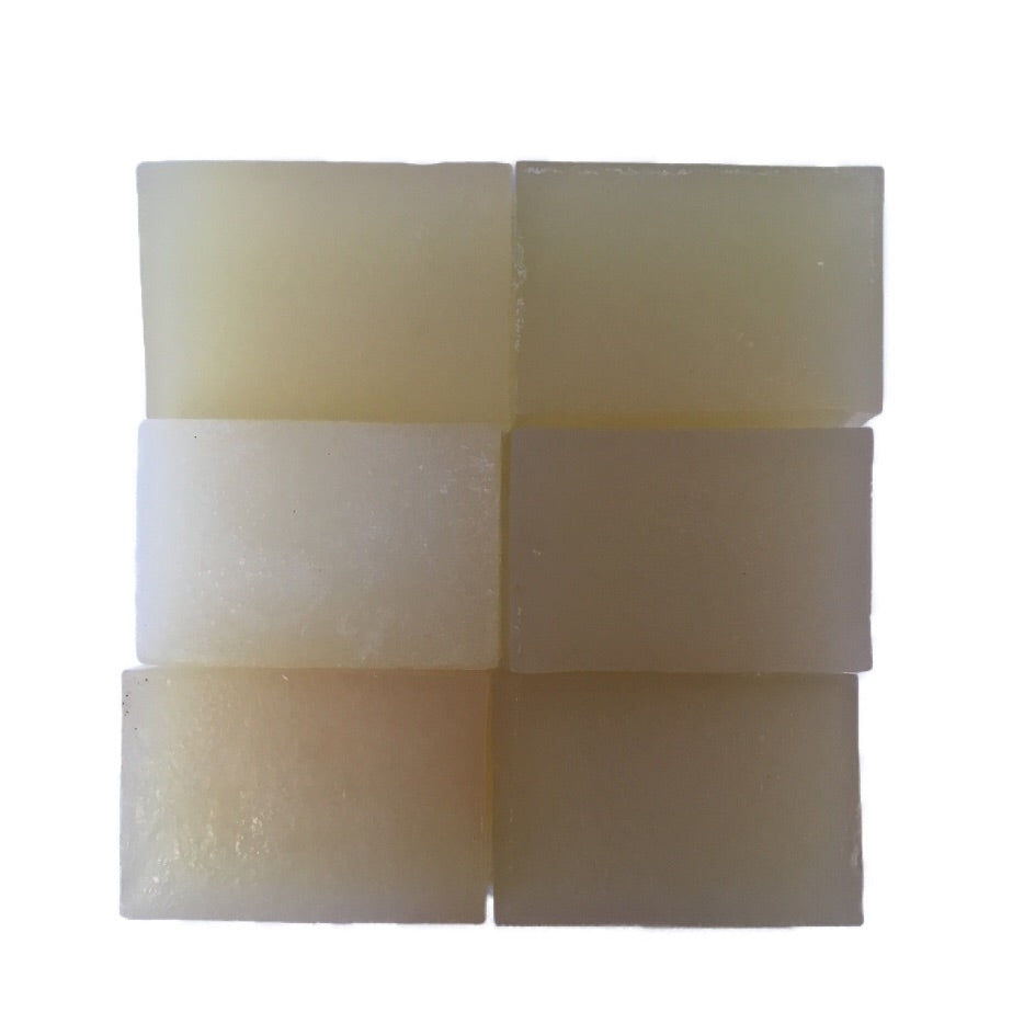 Pure Bar Soap (unsented) 6 Bars - Tam's Natural Solutions