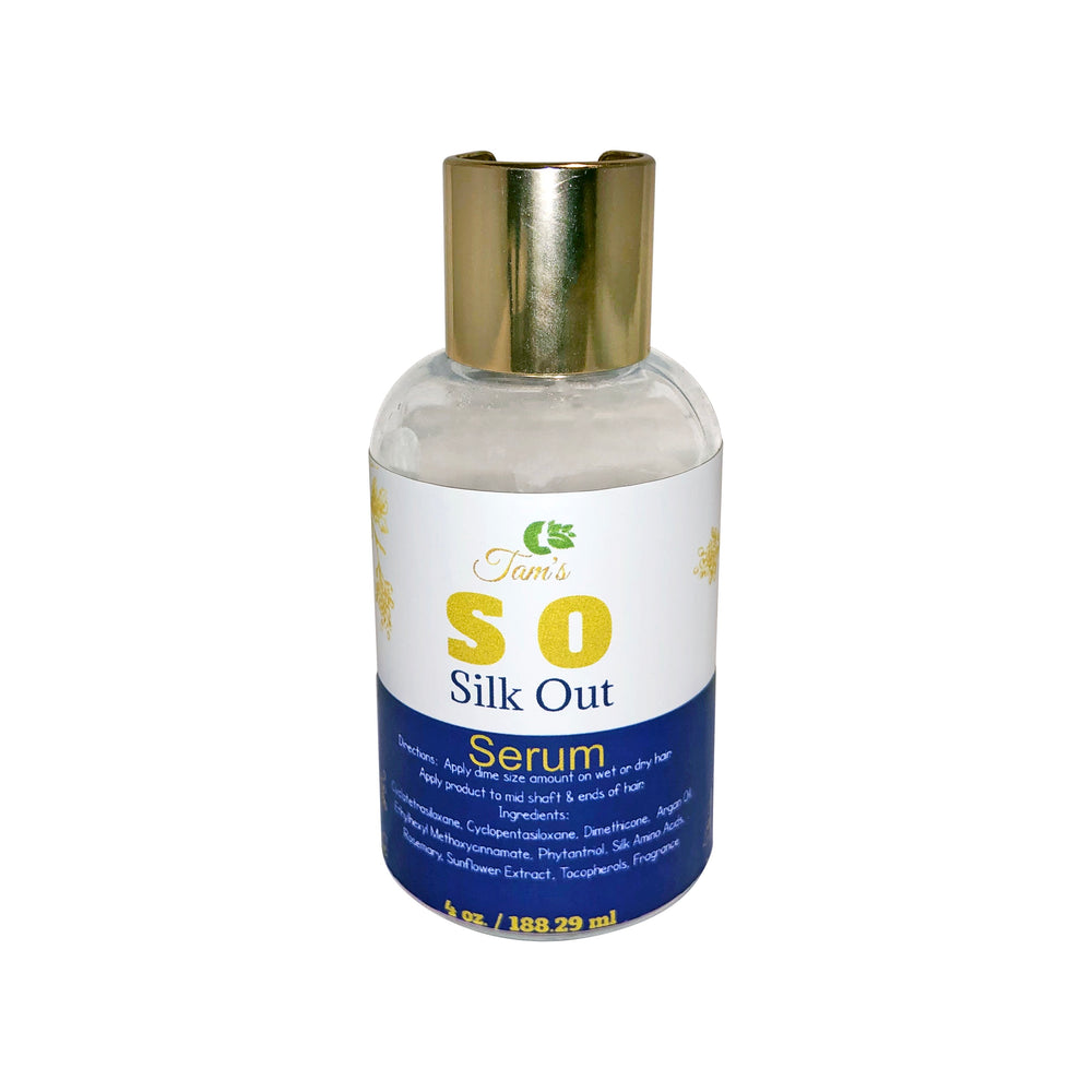 Silk Out Serum - Tam's Natural Solutions