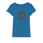 CITY 911 Organic Jersey Womens T-Shirt