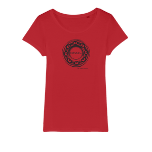 IMS Organic Jersey Womens T-Shirt